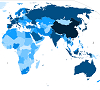 Крупнейшие экономики мира на 2020 год. Топ-20 по данным МВФ