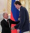 Дмитрий Мусэрский - самый высокий волейболист (13 фото)