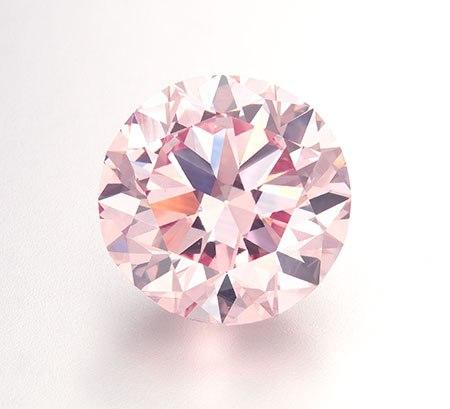 Самые дорогие бриллианты в мире: Марсианский розовый. фото