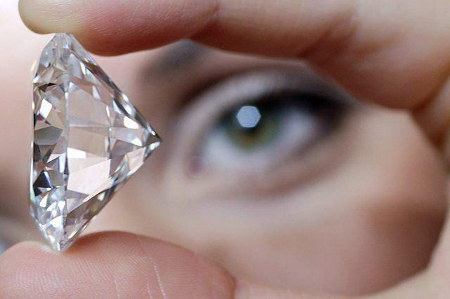 Самые дорогие бриллианты в мире: Хлоя. фото