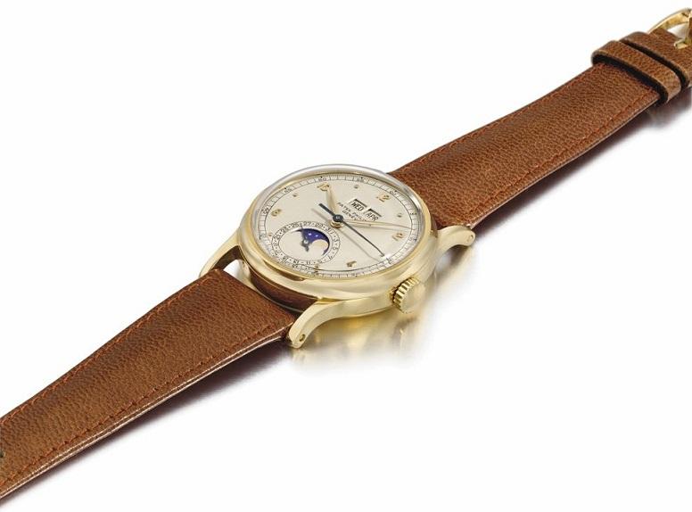 f951b88f самые дорогие мужские наручные часы: Patek Philippe. фото