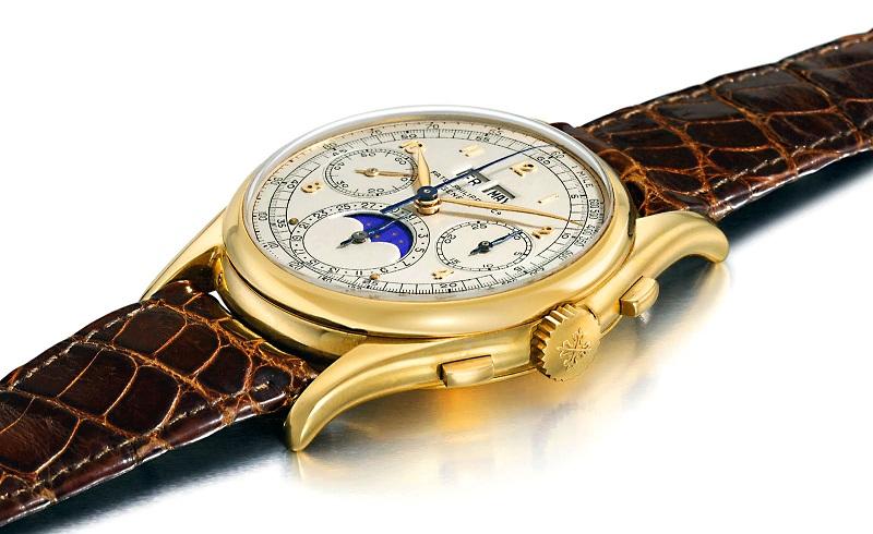 самая дорогая фирма часов Patek Philippe