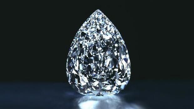 самые большие бриллианты  Звезда тысячелетия   Millennium Star. фото 07e4be34a53