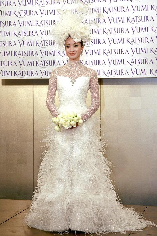 самое дорогое свадебное платье в мире. фото