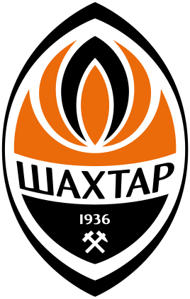футбольный клуб Шахтёр (Донецк, Украина). эмблема. фото