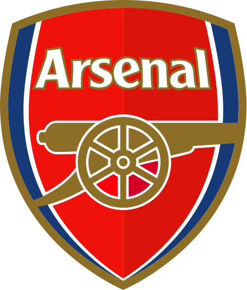 футбольный клуб Арсенал (Лондон, Англия). эмблема. фото