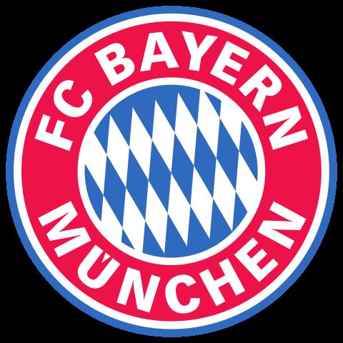 футбольный клуб Бавария (Мюнхен, Германия). эмблема. фото