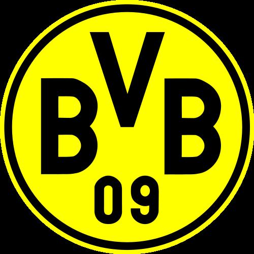 футбольный клуб Боруссия (Дортмунд, Германия). эмблема. фото