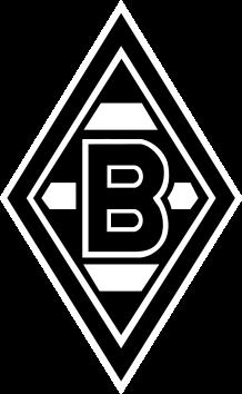 футбольный клуб Боруссия (Мёнхенгладбах, Германия). эмблема. фото