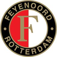 футбольный клуб Фейеноорд (Роттердам, Нидерланды). эмблема. фото