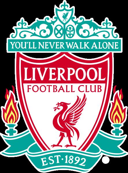 футбольный клуб Ливерпуль (Англия). эмблема. фото
