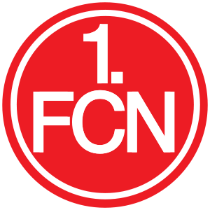 футбольный клуб Нюрнберг (Германия). эмблема. фото