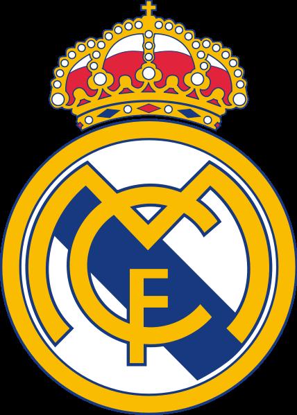 футбольный клуб Реал (Мадрид, Испания). эмблема. фото
