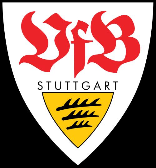 футбольный клуб Штутгарт (Германия). эмблема. фото