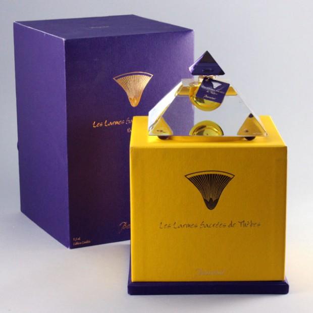 самые дорогие парфюмы в мире: Baccarat's Les Larmes Sacrées de Thebe (Корона Фив)