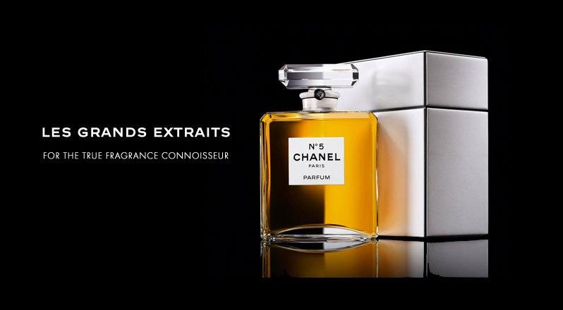 духи Шанель номер пять / Chanel № 5 Grand Extrait