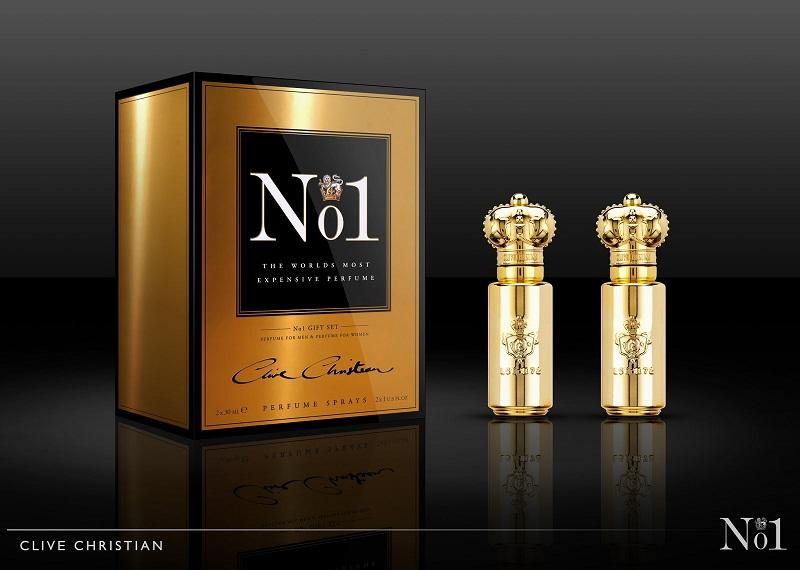 дорогой парфюм для мужчин Clive Christian No.1