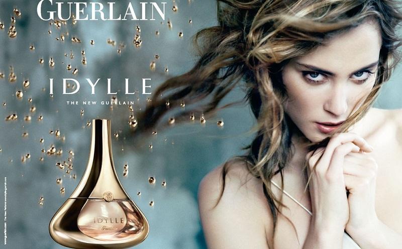 самые дорогие женские ароматы духов: Guerlain Idylle Baccarat - Lux Edition