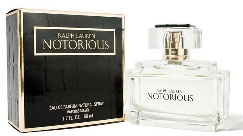 дорогой элитный парфюм Ralph Lauren Notorious