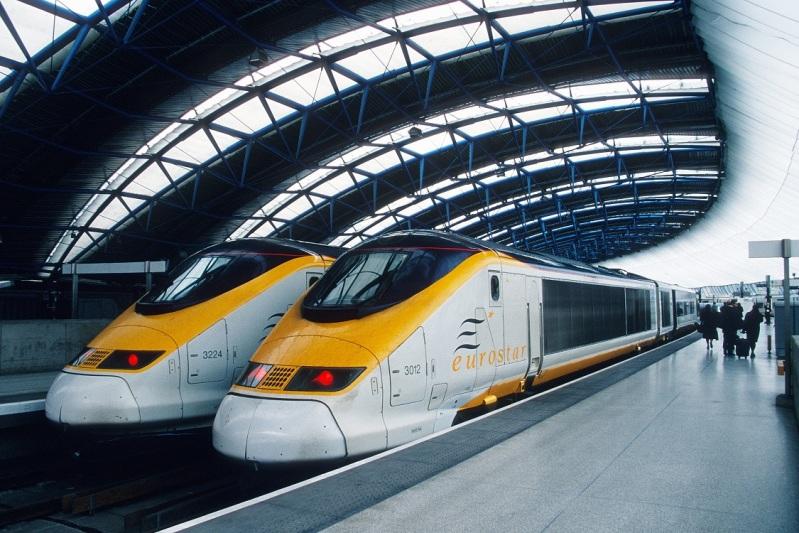����� ������� ���������� ������ � ����: Eurostar. ����