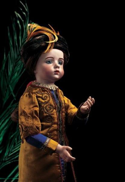 самая дорогая фарфоровая кукла в мире. фото