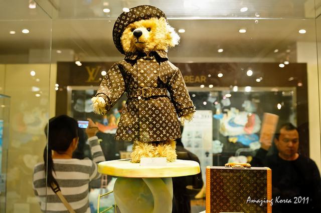 самый дорогой Мишка Тедди. фото