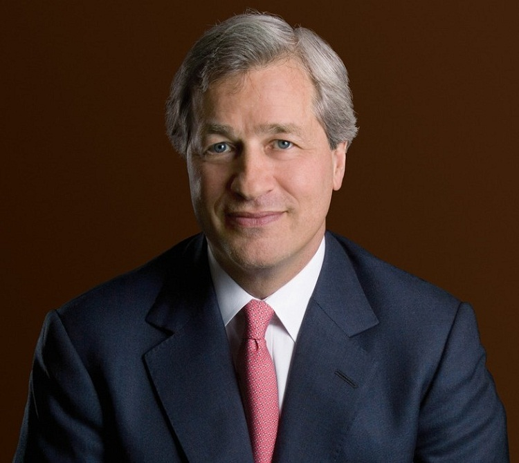 James Jamie Dimon