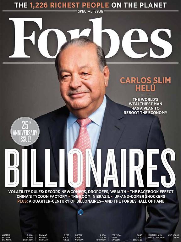 Carlos Slim Helu Forbes
