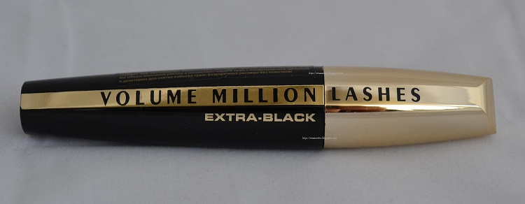 тушь объем лучшая: L'Oréal Voluminous Million Lashes Extra-Black