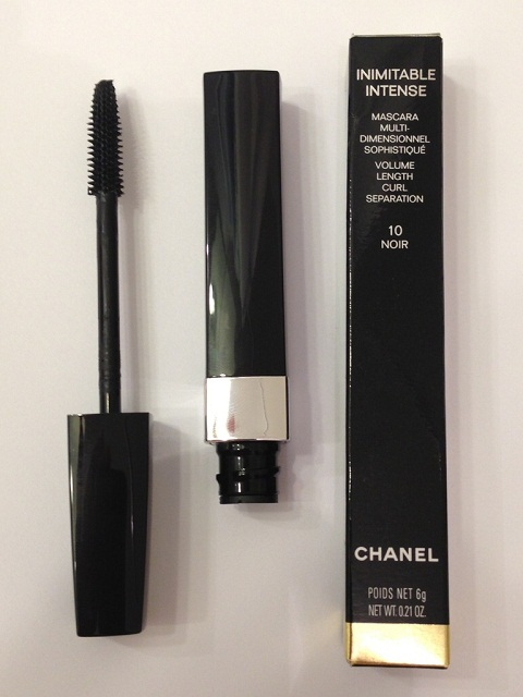 лучшие удлиняющие туши: Chanel Inimitable Mascara Multi-Dimensionnel