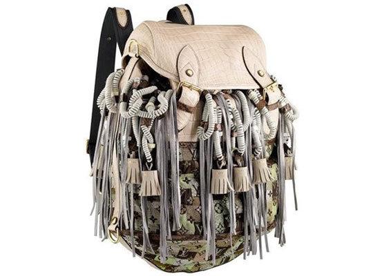 Louis Vuitton New Age Traveler Backpack рюкзак из крокодиловой кожи