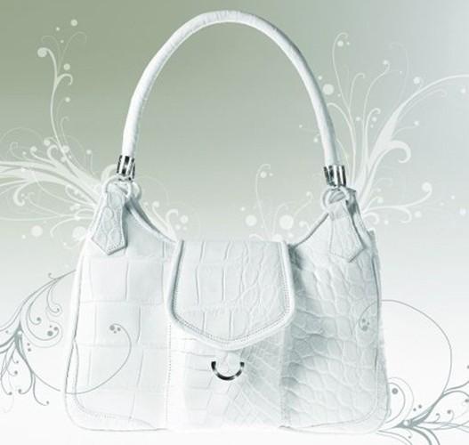 сумка из крокодиловой кожи Gadino Bag