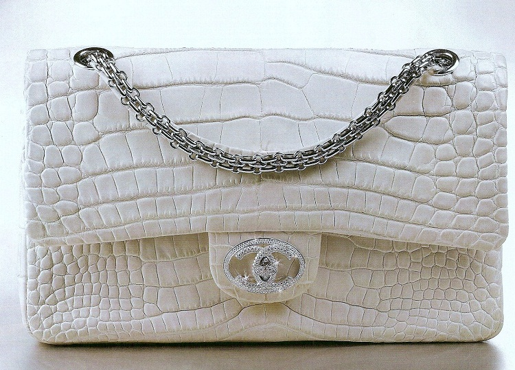Chanel Diamond Forever classik bag