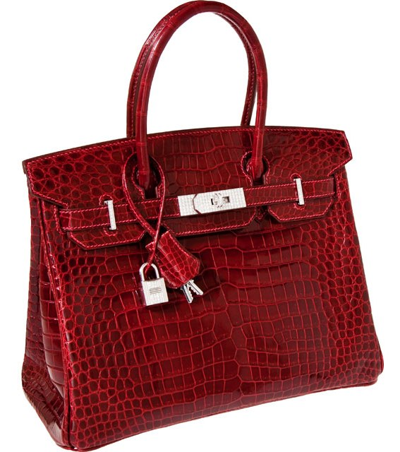 Hermès Crocodile Birkin bag