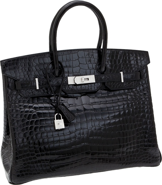 Diamond Birkin Handbag