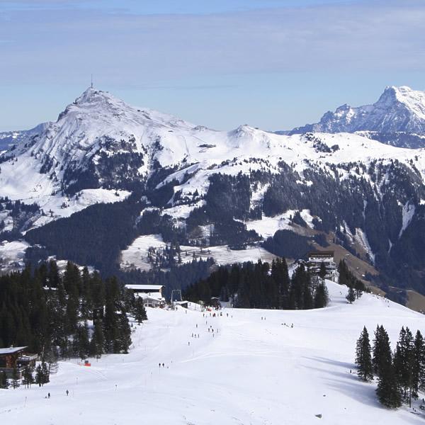 лучшие горнолыжные курорты Австрии: Кицбюэль / Kitzbuhel. фото