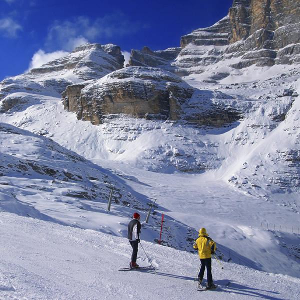 лучшие горнолыжные курорты Италии: Кортина-д'Ампеццо / Cortina d'Ampezzo. фото