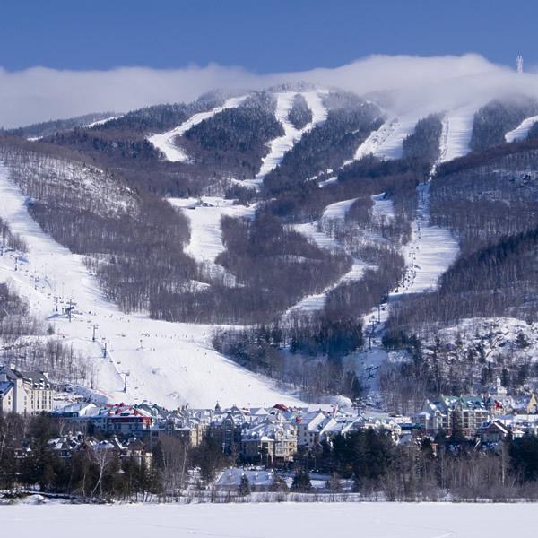 лучшие горнолыжные курорты мира: Мон-Тремблан / Mont-Tremblant. фото