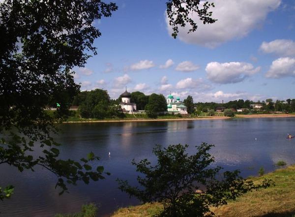 Псков - самый экологически чистый областной центр России