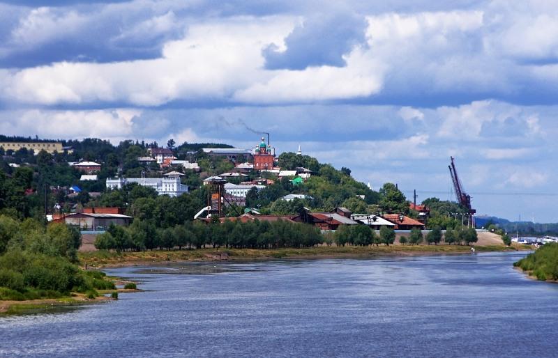 Сарапул - экологически чистый город России