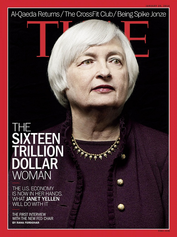 Джанет Йеллен  фото Janet Yellen photo