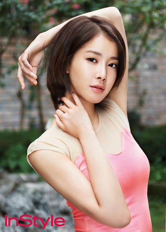 Корейские актрисы фото ли си ён lee si