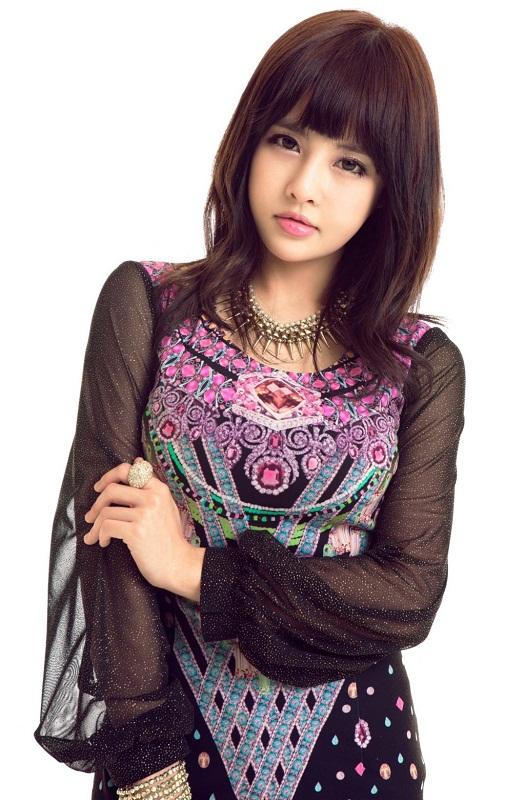девушки корейские красивые