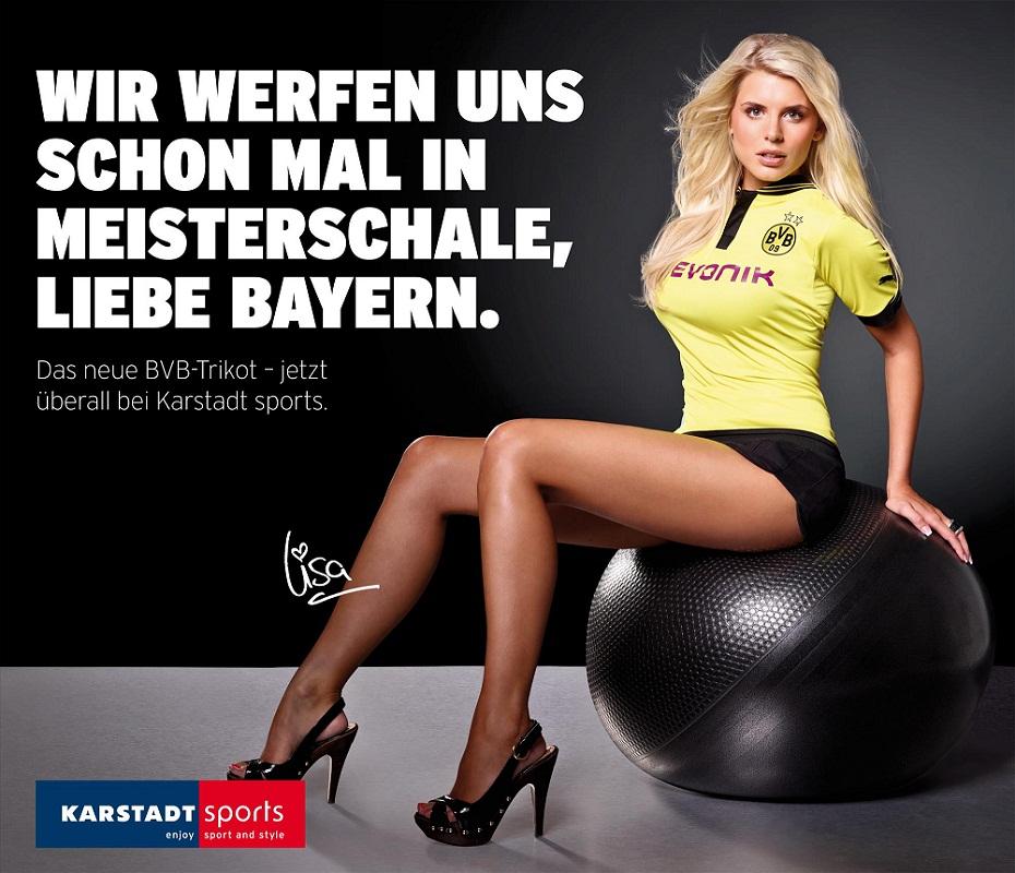 немецкие модели-женщины: Лиза Розенбах / Lisa Rosenbach