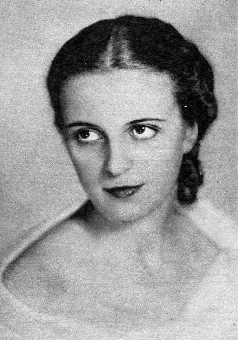 польские актрисы 20 века: Эльжбета Барщевская / Elżbieta Barszczewska