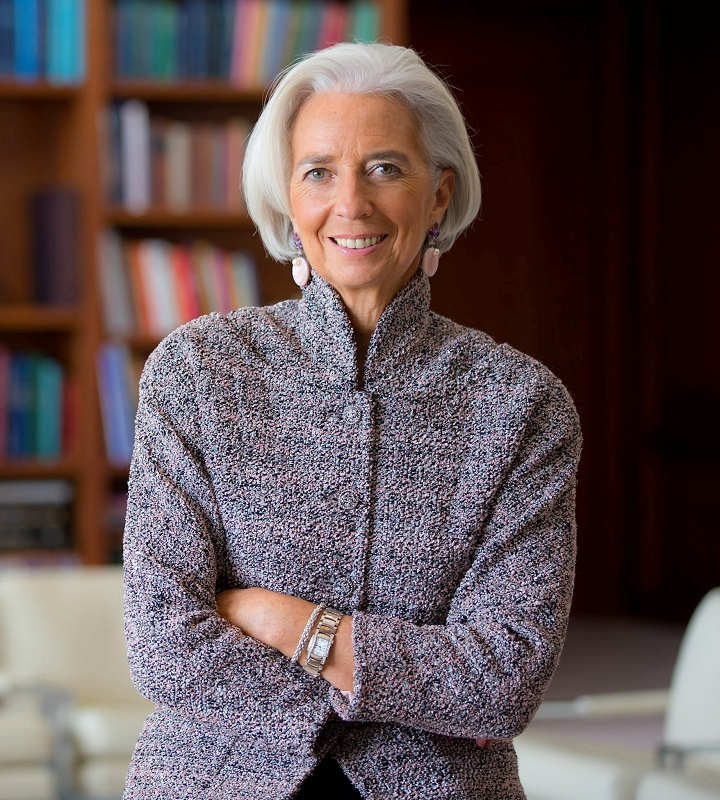 Кристин Лагард / Christine Lagarde фото