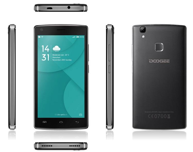 какие хорошие телефоны на андроиде: DOOGEE X5 Max