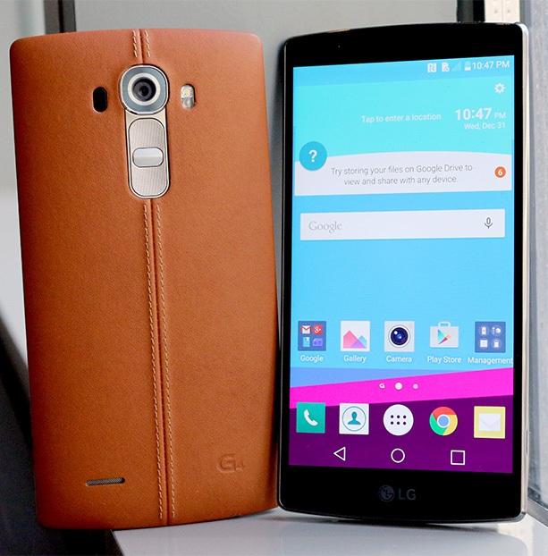 какой смартфон лучше купить: LG G4 H815