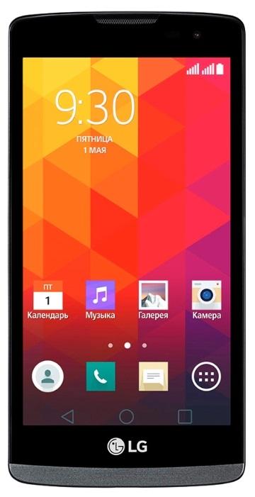 самые лучшие смартфоны до 7 тысяч рублей: LG Leon H324
