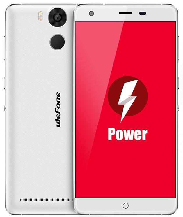 Обзор и отзывы владельцев Ulefone Power